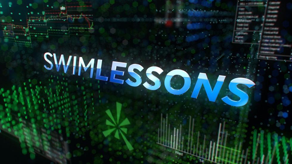 Swim Lessons Logo