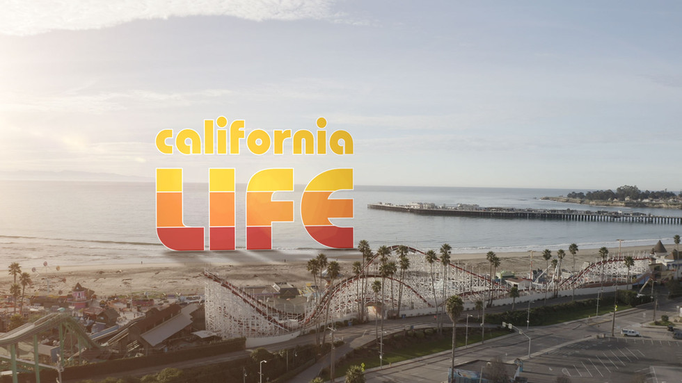 California Life graphics package