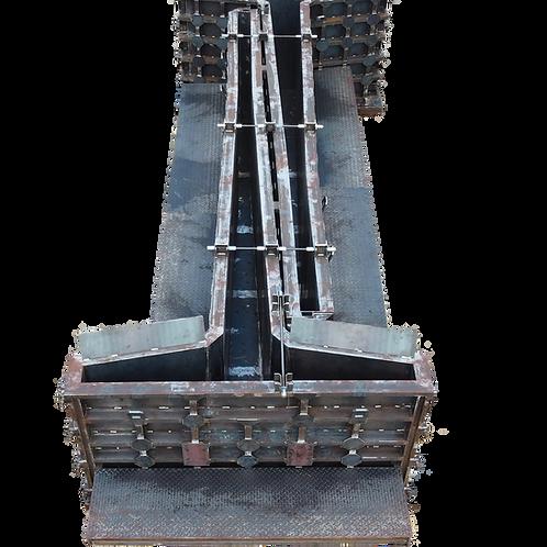 Forma na grefa panely – T5,5