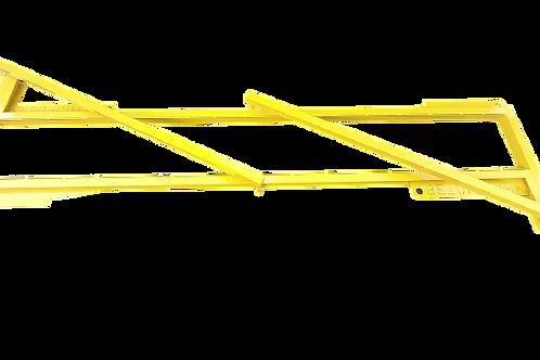 Forma na podhrabové desky 245x30/20x5cm