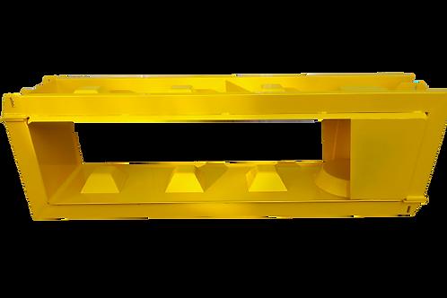 Forma na bloky 160x40x40cm typ Z