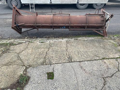 Ocelová forma na betonové sloupy/55 cm