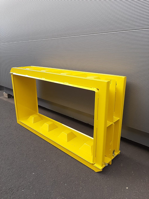 Forma na bloky 160x40x80cm
