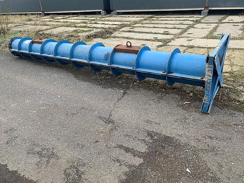 Ocelová forma na betonové sloupy/50 cm