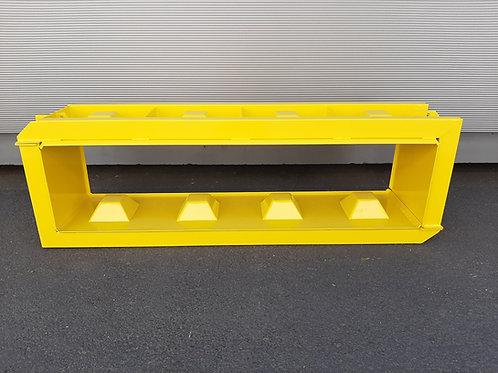 Forma na bloky 160x40x40cm