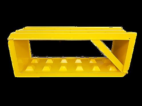 Forma na bloky 180x60x60cm typ 45°