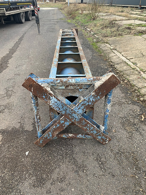 Ocelová forma na betonové sloupy/35 cm