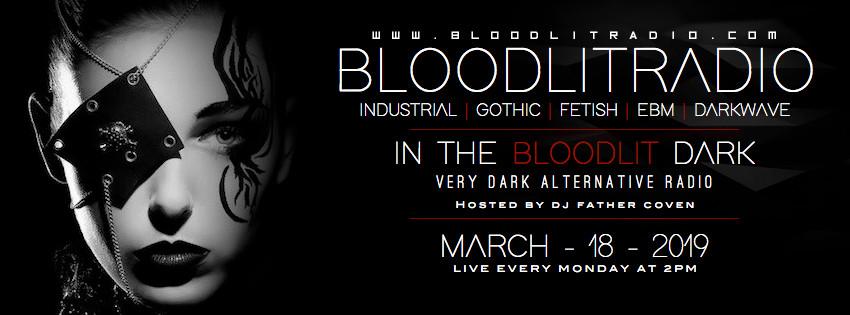 IN THE BLOODLIT DARK! MAR-18-2019