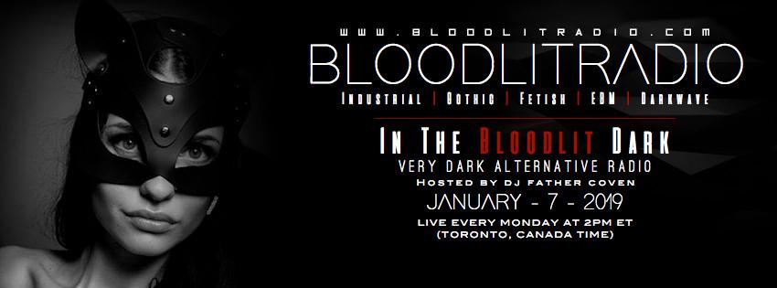 IN THE BLOODLIT DARK! JAN-7-2019