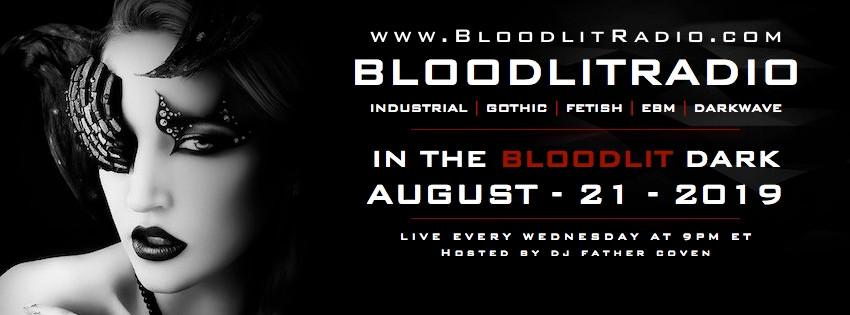 IN THE BLOODLIT DARK! AUG-21-2019