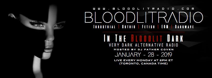 IN THE BLOODLIT DARK! JAN-28-2019