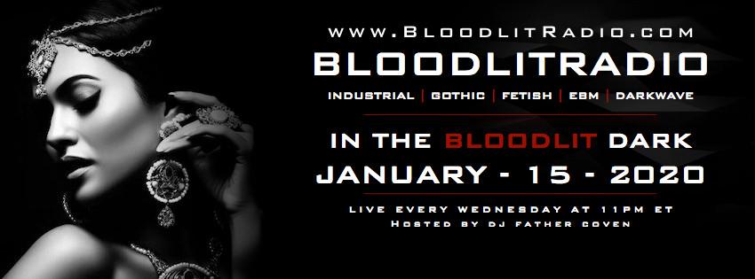 IN THE BLOODLIT DARK! JAN-15-2020
