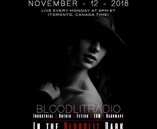 IN THE BLOODLIT DARK! NOVEMBER-12-2018