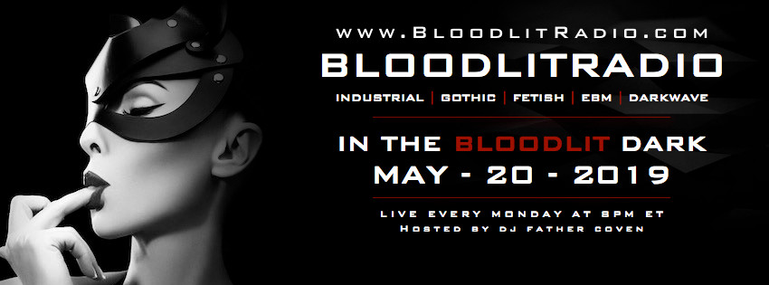 IN THE BLOODLIT DARK! MAY-20-2019