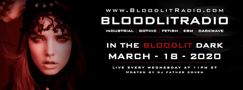 IN THE BLOODLIT DARK! MAR-18-2020