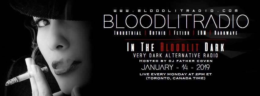 IN THE BLOODLIT DARK! JAN-14-2019