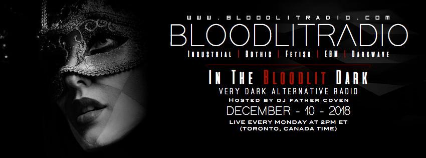 IN THE BLOODLIT DARK! DECEMBER-10-2018