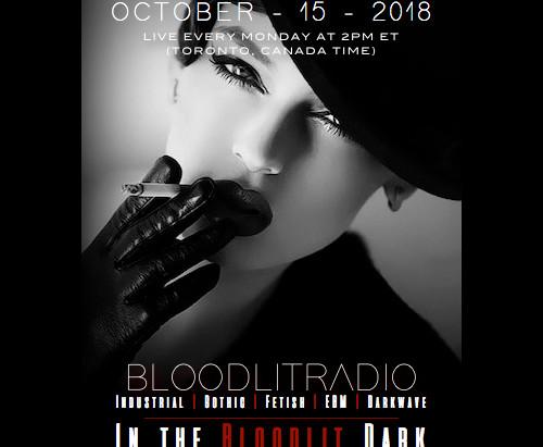 IN THE BLOODLIT DARK! OCTOBER-15-2018