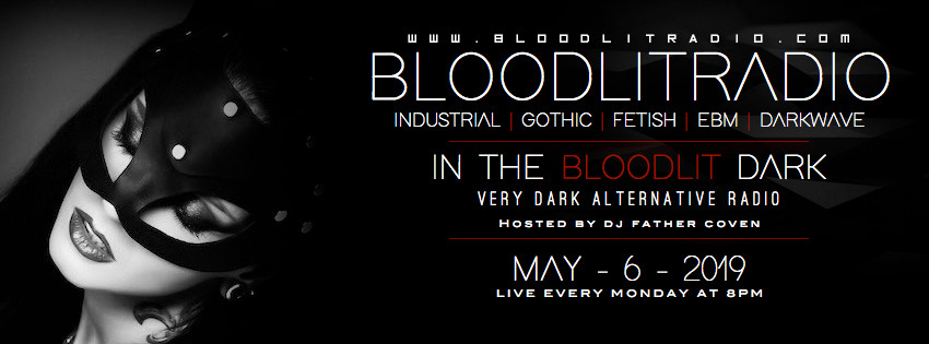 IN THE BLOODLIT DARK! MAY-6-2019