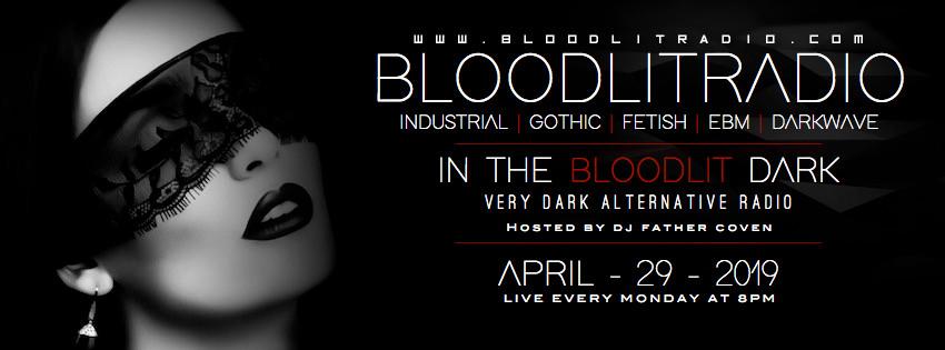 IN THE BLOODLIT DARK! APR-29-2019