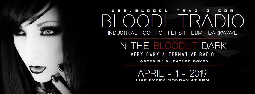 IN THE BLOODLIT DARK! APR-1-2019