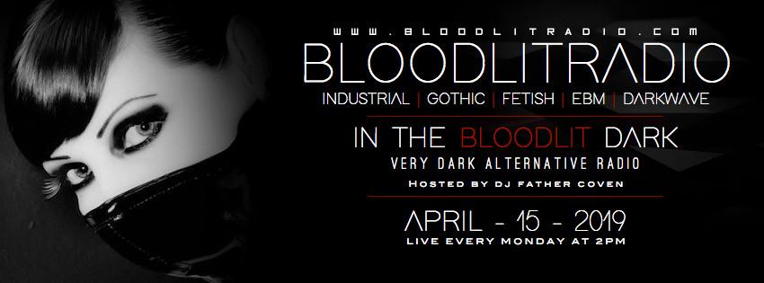 IN THE BLOODLIT DARK! APR-15-2019