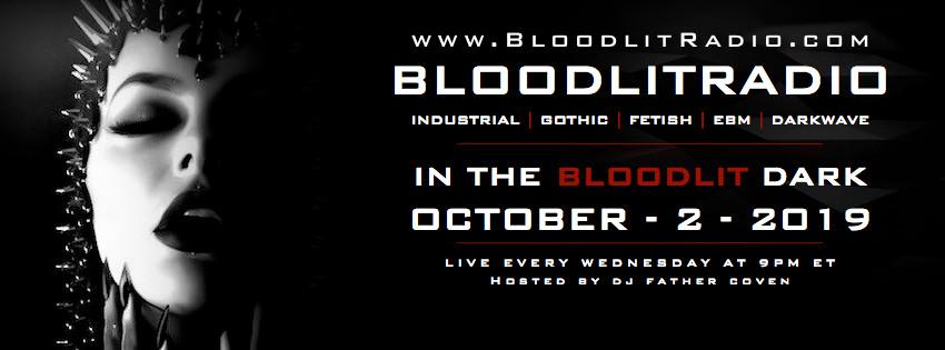 IN THE BLOODLIT DARK! OCT-2-2019