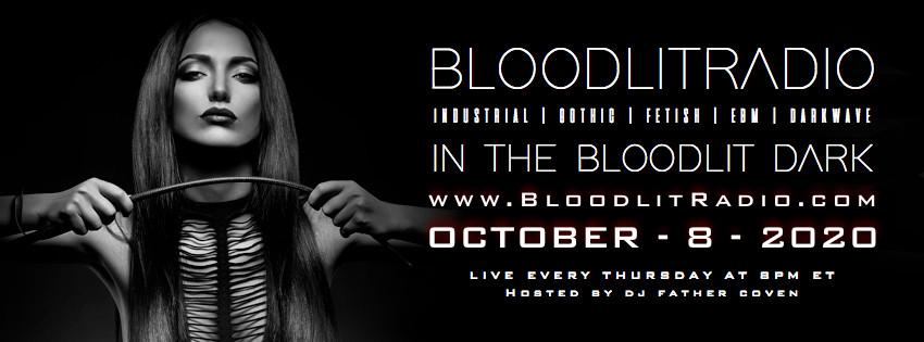 IN THE BLOODLIT DARK! OCT-8-2020