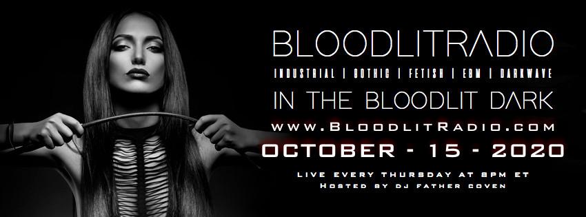 IN THE BLOODLIT DARK! OCT-15-2020