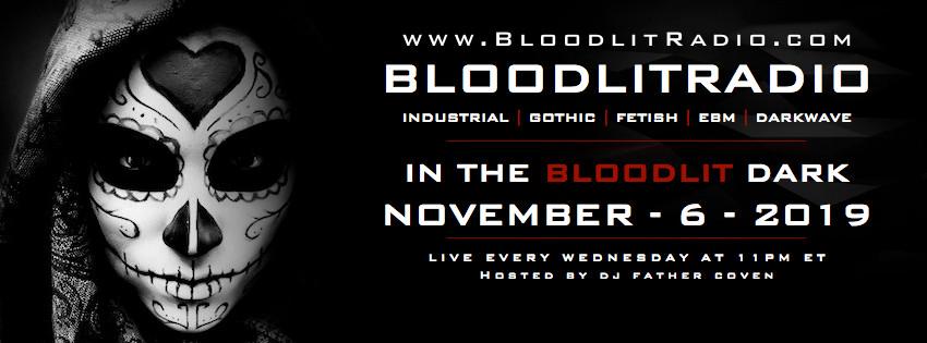 IN THE BLOODLIT DARK! NOV-6-2019
