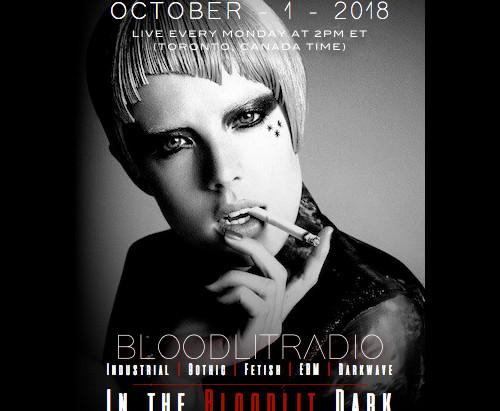 IN THE BLOODLIT DARK! OCTOBER-1-2018