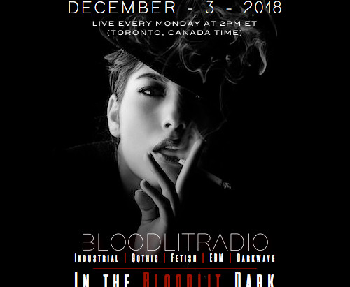 IN THE BLOODLIT DARK! DECEMBER-3-2018