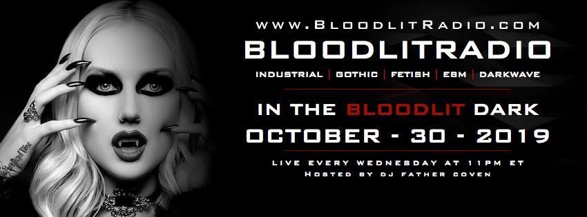 IN THE BLOODLIT DARK! OCT-30-2019