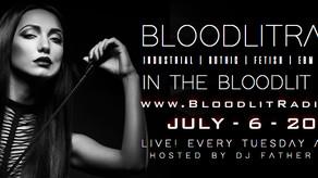IN THE BLOODLIT DARK! JULY-6-2021
