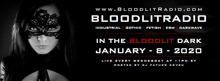 IN THE BLOODLIT DARK! JAN-8-2020