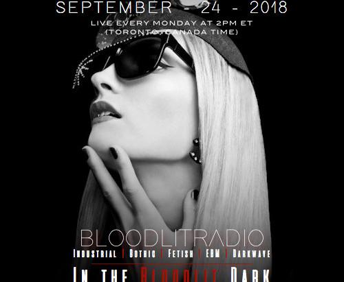 IN THE BLOODLIT DARK! SEPTEMBER-24-2018