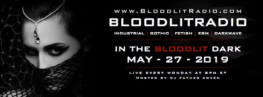 IN THE BLOODLIT DARK! MAY-27-2019