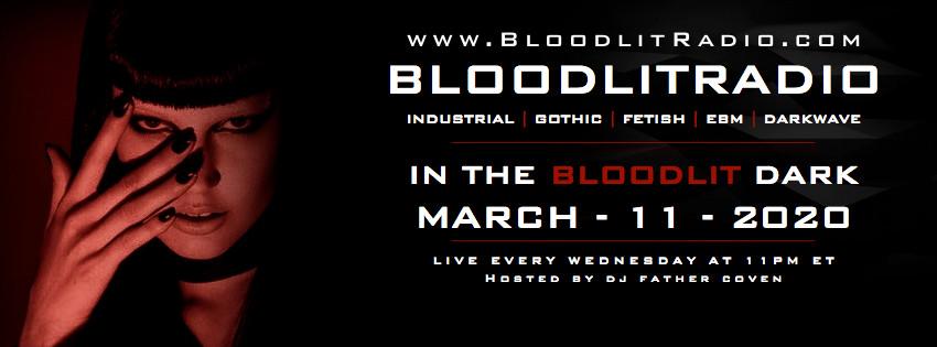 IN THE BLOODLIT DARK! MAR-11-2020