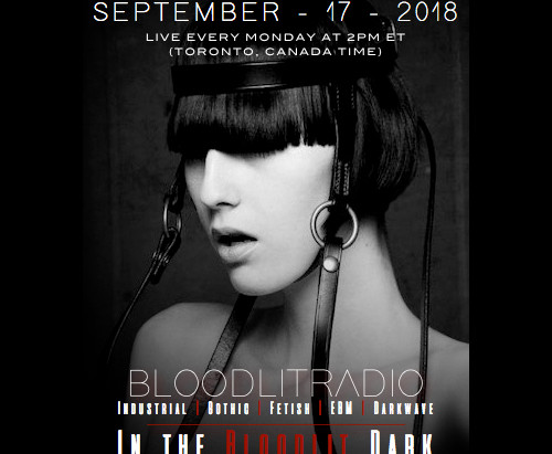 IN THE BLOODLIT DARK! SEPTEMBER-17-2018