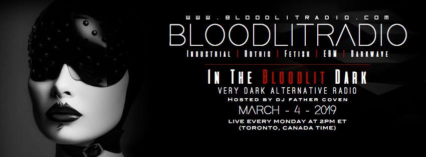 IN THE BLOODLIT DARK! MAR-4-2019