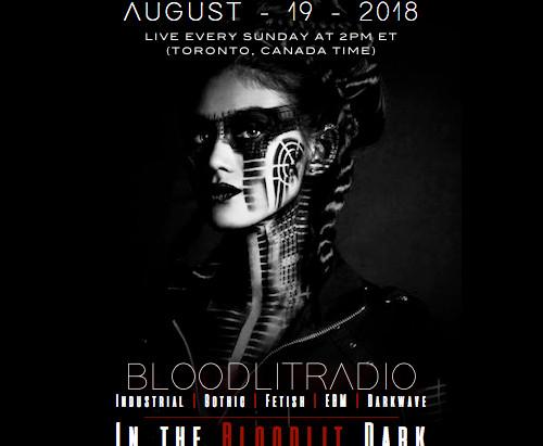 IN THE BLOODLIT DARK! AUGUST-19-2018