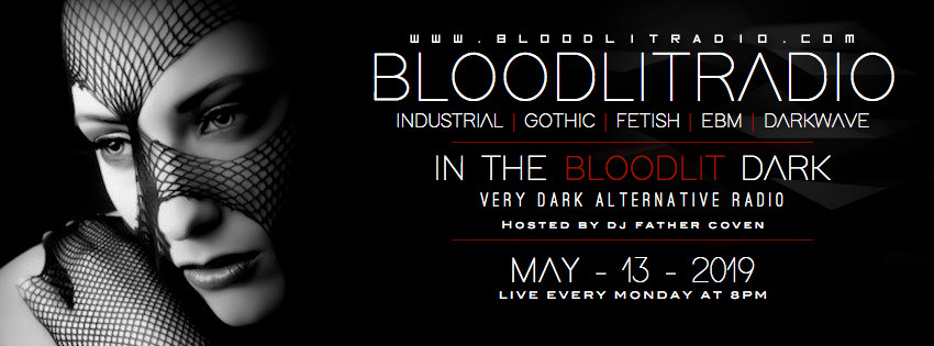 IN THE BLOODLIT DARK! MAY-13-2019