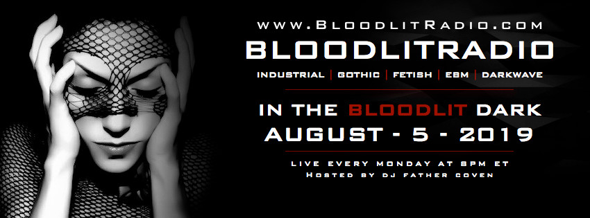 IN THE BLOODLIT DARK! AUG-5-2019