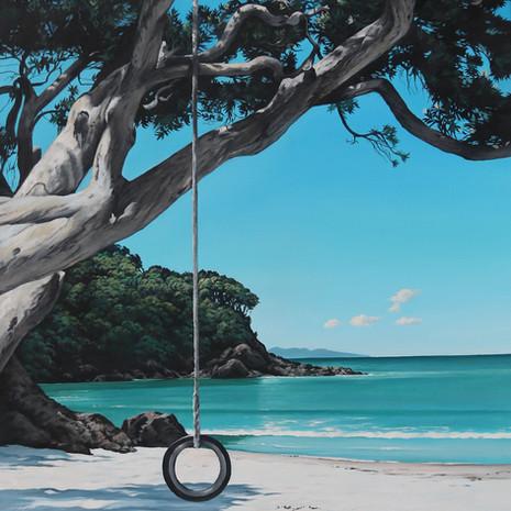Swinging Summer - Waihi Beach