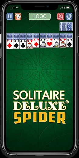 Solitaire Deluxe Spider 2