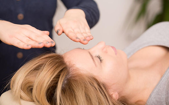 Both reiki and integrated energy therapy
