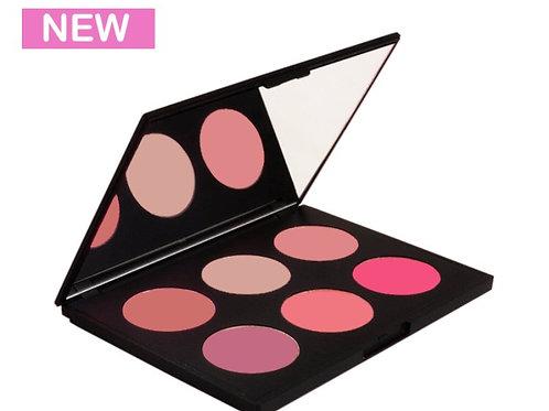 Jeremy Vandiver® Southern Belle Blush Palette JV600