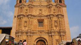Conoce el Templo y Exconvento de Santo Domingo