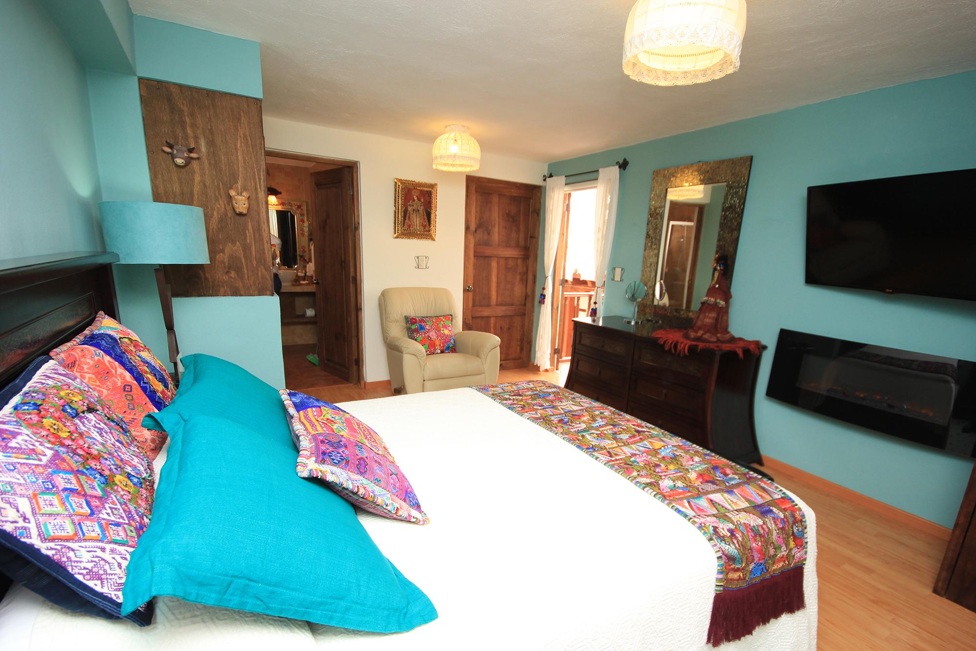 Interiores Antigua