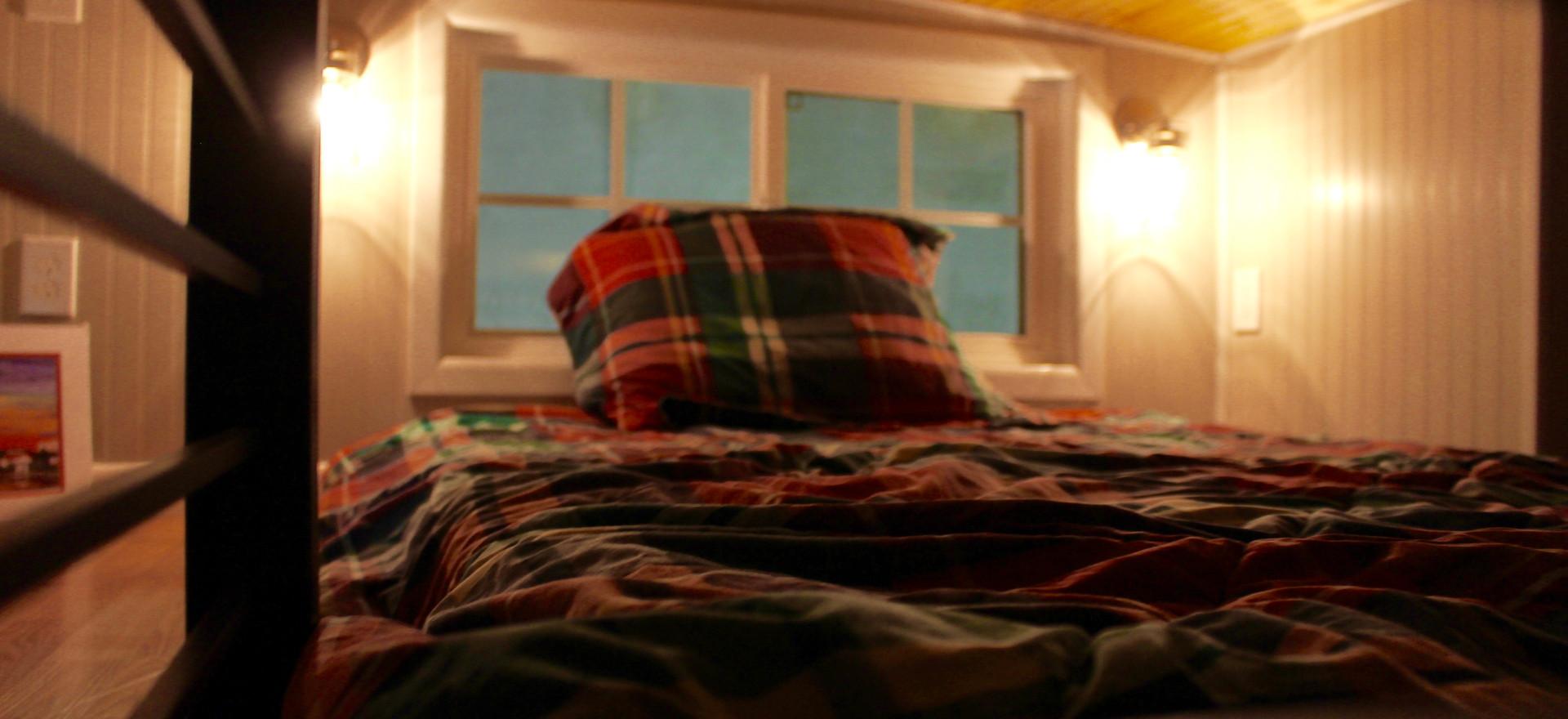 Loft Full Size Bed